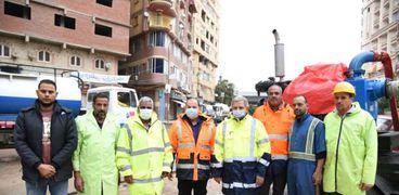 المهندس ممدوح رسلان رئيس الشركة القابضة لمياة الشرب والصرف الصحي