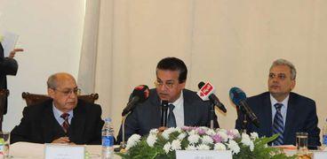 الدكتور خالد عبدالغفار - وزير التعليم العالي