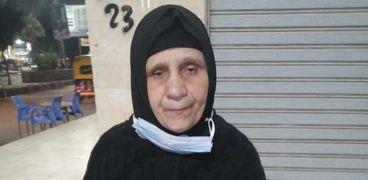دولت محمد، المعروفة إعلاميًا بـ«سيدة كفر الشيخ المضروبة»