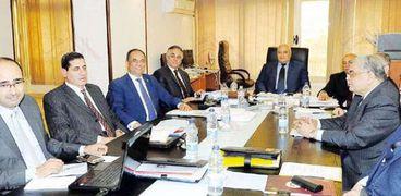 اجتماع الهيئة الوطنية للانتخابات- ارشيف