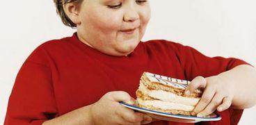 شراهة الأطفال في تناول الأكل