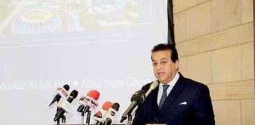 الدكتور خالد عبد الغفار، وزير التعليم العالي