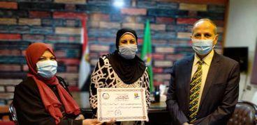 الفيوم تحصد المركز الأول على الجمهورية في مسابقة الطفولة