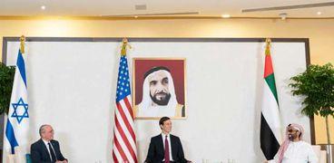 مباحثات معاهدة السلام الإماراتية مع إسرائيل