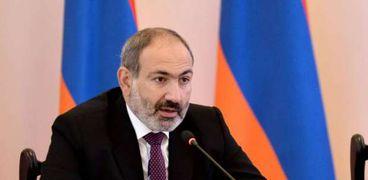 رئيس الوزراء الأرميني بالوكالة نيكول باشينيان