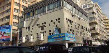 نقابة المهندسين بالإسكندرية
