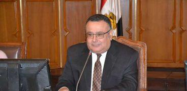 هشام جابر نائب رئيس جامعة الإسكندرية