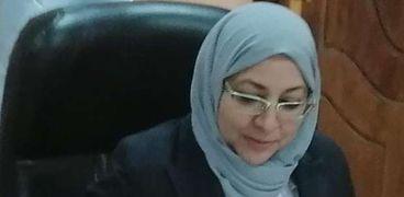 نائبة محافظ القاهرة