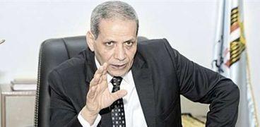 الدكتور الهلالي الشربيني - وزير التعليم الأسبق
