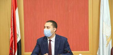 عمرو البشبيشي، نائب محافظ كفر الشيخ
