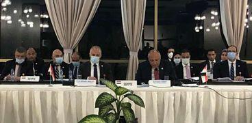 اجتماع السد الإثيوبي أمس بالكونغو الديمقراطية