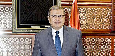 الدكتور محمد سعفان