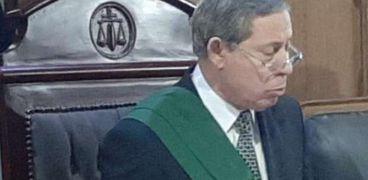 المستشار بهاء المري.. رئيس محكمة جنايات المنصورة