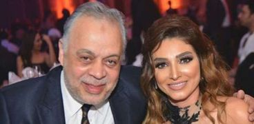 روجينا و أشرف زكي