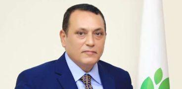 اللواء عمرو عبد الوهاب رئيس مجلس ادارة شركة الريف المصري الجديد