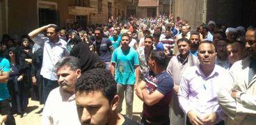جنازة الشهيد علاء