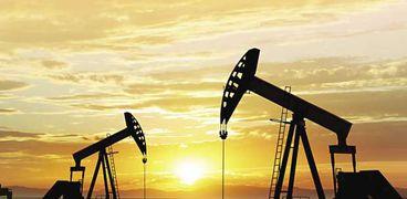 صورة ارشيفية للتنقيب عن النفط