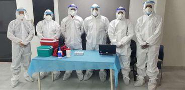 فريق العمل الميداني