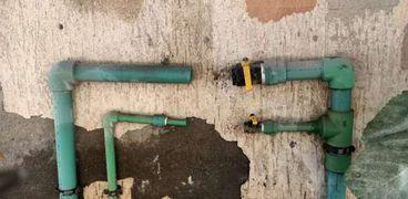 انقطاع المياه عن مناطق مصر الجديدة بسب عطل كهربائي