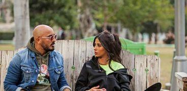 روبي وحسام الحسيني