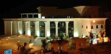 مكتبة مصر العامة بالاقصر