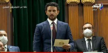 الكابتن حسام غالي .. عضو مجلس النواب