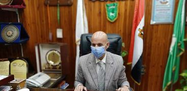 الدكتور هشام مسعود وكيل صحة الشرقية