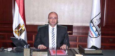 الدكتور محمد هانئ محافظ بني سويف