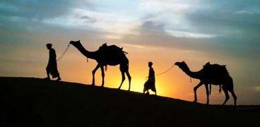 هجرة النبي من مكة إلى المدينة