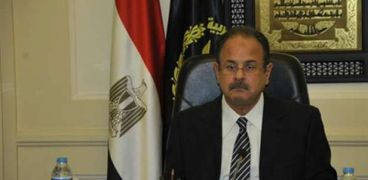 اللواء مجدي عبد الغفار، وزير الداخلية