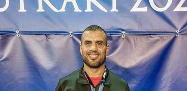 اللاعب الدولي محمد عفت عبد النظير