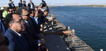 """""""فبراير"""" شهر زيارات الوزراء لأسوان.. المدينة تستقبل 5 من حكومة مدبولي"""