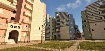 وحدات سكنية - أرشيفية