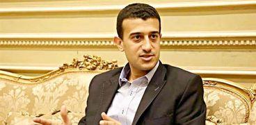 النائب طارق الخولي، عضو مجلس النواب