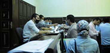 التقدم لأوراق الترشح بمحكمة الإسكندرية
