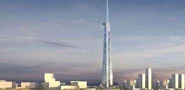 أطول برج في العالم