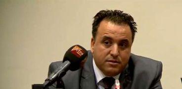 الدكتور عبدالمنعم الحر، امين المنظمة العربية لحقوق الإنسان في ليبيا