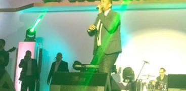حفل عمرو دياب بختام مهرجان الجونة السينمائي