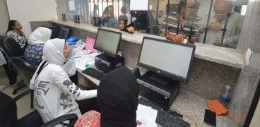 منظومة التأمين الصحي الجديد فى بورسعيد