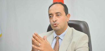 االدكتور عمرو عثمان مساعد وزيرة التضامن -مدير صندوق مكافحة وعلاج الإدمان