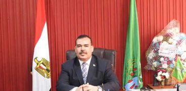 الدكتور احمد سويد وكيل وزارة التربية والتعليم