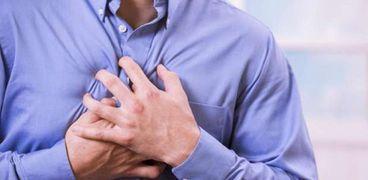 أزمة قلبية