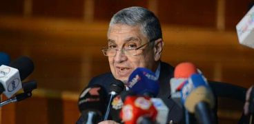 الدكتور محمد شاكر - وزير الكهرباء