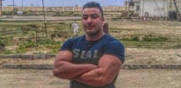 الشهيد خالد مغربي