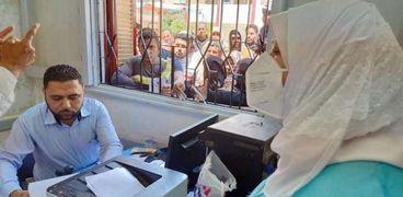 مكاتب البريد أحد منافذ صرف منحة العمالة غير المنتظمة