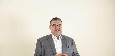 النائب سيد حجازي عضو مجلس الشيوخ