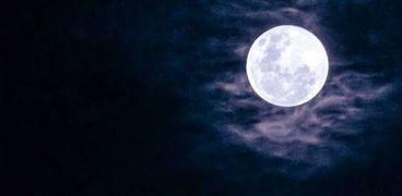 القمر - صورة أرشيفية