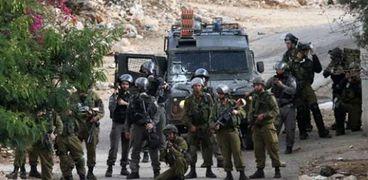 قوات الاحتلال الإسرائيلي - أرشيفية