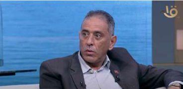 الدكتور وائل صفوت استشاري أمراض الباطنة وعضو الاتحاد الدولي لمكافحة العدوي