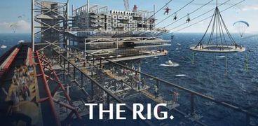 مشروع the rig